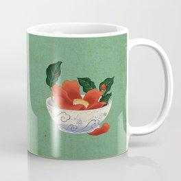 Minhwa: Camellia Bowl C Type Coffee Mug