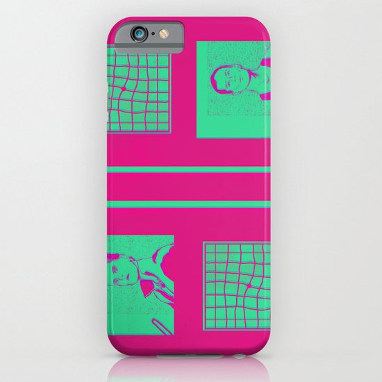 """Shaking the Habitual"" by Virginia McCarthy iPhone & iPod Case"