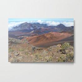 Haleakalā 3 Metal Print