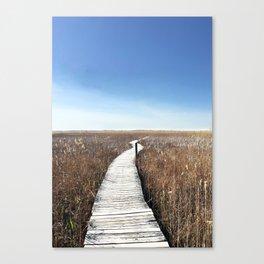 Vanishing Point Canvas Print