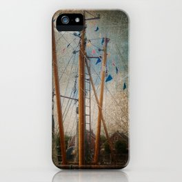 Mali in nave Carolinsiel iPhone Case