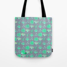 Sleep Your Leafy Greens Tote Bag