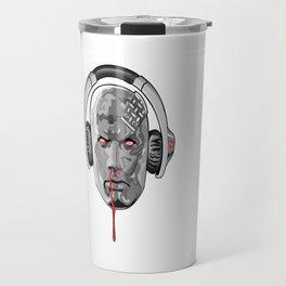 metal headed Travel Mug