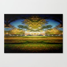 Autumn Down-Under Canvas Print