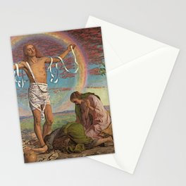 Christ and the Two Marys Stationery Cards
