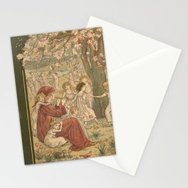 The Pied Piper of Hamelin - Robert Browning Stationery Cards