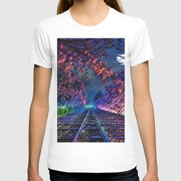 Cherry Blossoms Japan – Keage Incline #1 - Jéanpaul Ferro T-shirt