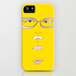 lully crooelly iPhone Case
