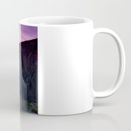 South Stack Lighthouse Sunset, Angelsey, Wales Coffee Mug