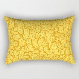 Mac and Cheese Rectangular Pillow