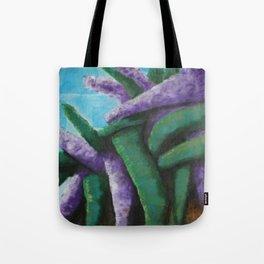 Buddleia abstract Tote Bag