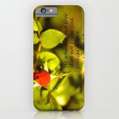 His Love iPhone 6s Slim Case