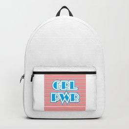 GRL PWR, Girl Power Backpack