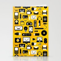 technology Stationery Cards featuring Technology  by adrianperive