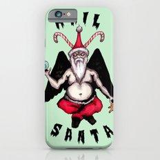 Santa Baphomet Slim Case iPhone 6s