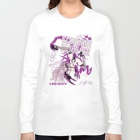 scorpio Long Sleeve T-shirts featuring SCORPIO by Chandelina