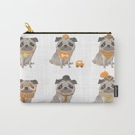 Pugs Abound Carry-All Pouch