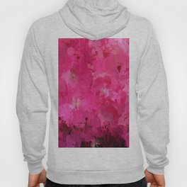 Splashes of Color, hot pink Hoody