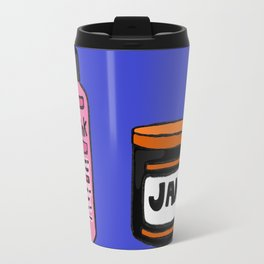 Its never just been hair Travel Mug