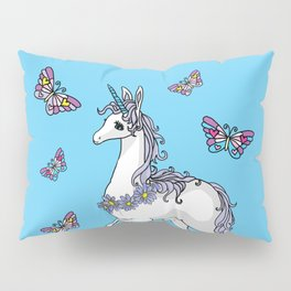 Cute Unicorn Pillow Sham