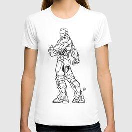 L'homme de fer T-shirt