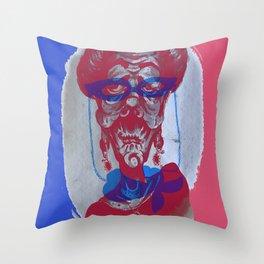Oi Throw Pillow