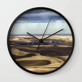 Velvet Hills Wall Clock