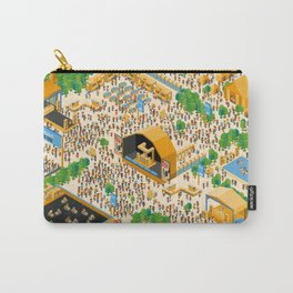 Music Fest Carry-All Pouch