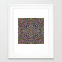 persian Framed Art Prints featuring Persian by Glanoramay