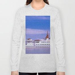 Spiekeroog 1 in Neuharlingersiel Long Sleeve T-shirt