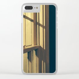 right through you Clear iPhone Case
