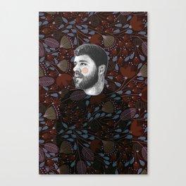 Zane Canvas Print