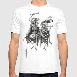 Danse Macabre (variation) T-shirt