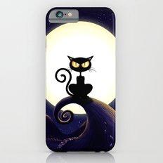Halloween Cat Slim Case iPhone 6