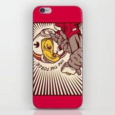 Go, Red Five, Go! iPhone & iPod Skin