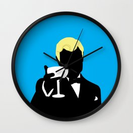Here's to you Wall Clock