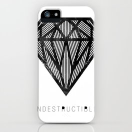VISION CITY - INDESTRUCTIBLE iPhone Case