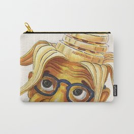 Woody Allen: 7 slices of banana Carry-All Pouch