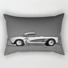 '62 Corvette Rectangular Pillow