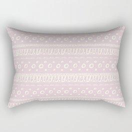 Sweet Abstracts 1A Rectangular Pillow