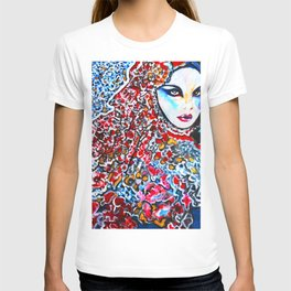 Flowers #society6 #decor #buyart   Featured in www.magcloud.com/browse/issue/1340080 (V8 N2) T-shirt