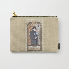 Sherlock Victorian Language of Flowers - Autumn Carry-All Pouch