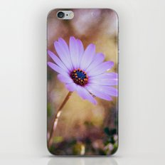Textured Floral iPhone & iPod Skin