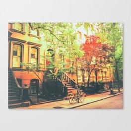 New York City Summer Canvas Print