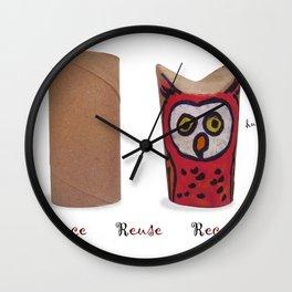 3R Wall Clock