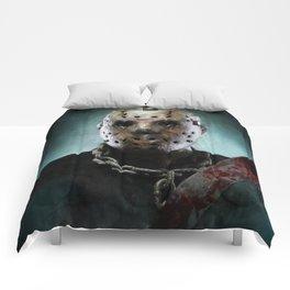 Jason Voorhees Comforters