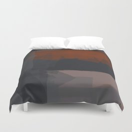 Brilliant in the light of the day Duvet Cover