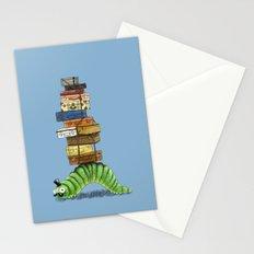 Monsieur Caterpillar Stationery Cards