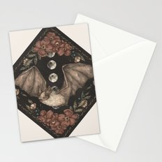 Bat Stationery Cards