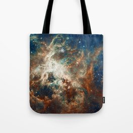 Space Nebula, Star and Space, A View of Galaxy and Outerspace Tote Bag